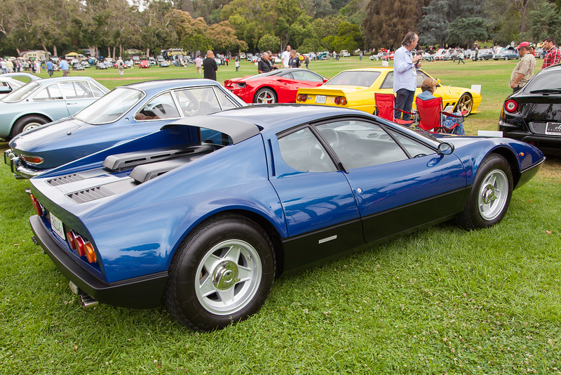 1974 Ferrari 365 GT4 BB owned by Nicholas LoCasale