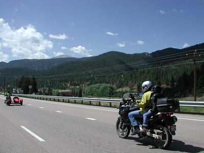 Pikes Peak Ride - June 06