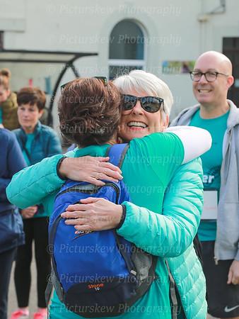'Walk Together' Bowel Cancer UK (Belfast Walk)