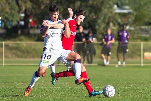 Perth Glory v ECU Joondalup SC