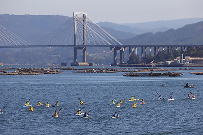 2ª Jornada · Trofeo Concello de Vigo Kayak de Mar