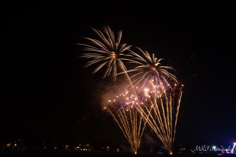 Cambridge Fireworks