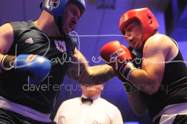 Boxing, Corn Exchange Edinburgh
