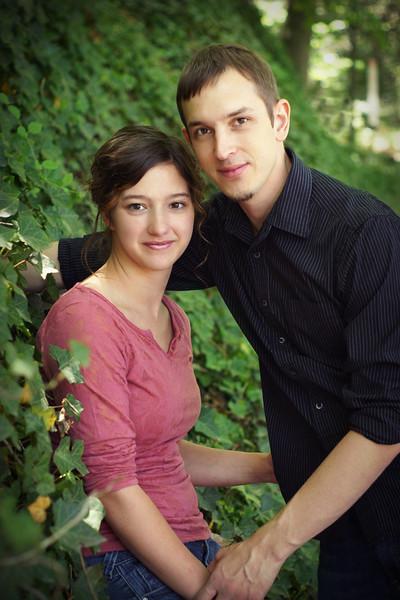 Nathan and Maribeth