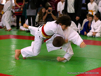 Judo Lesser Poland Children Cup Cracow november 2013