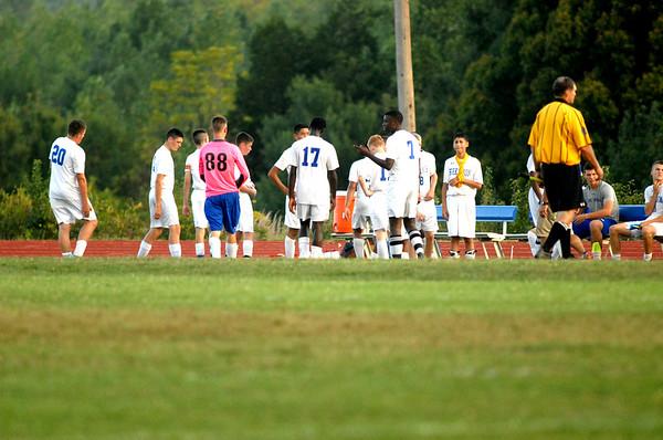 Prep Soccer vs. Collegiate - Sept. 29, 2017