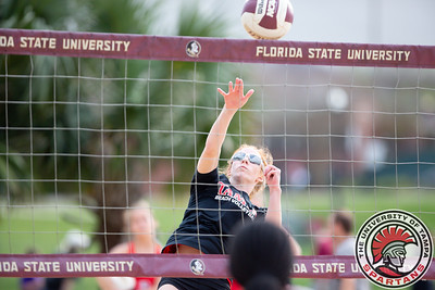 2019 Beach Volleyball at Florida State