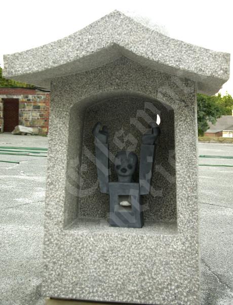 Schoodic Sculpture Symposium- Summer 2007