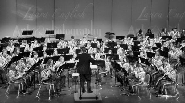 Wind Ensemble Performance & Recognition