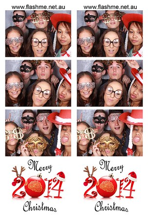 Parramatta Leagues Staff Christmas Party - 9 December 2014
