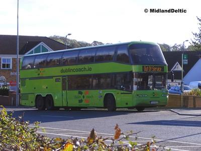 Portlaoise Buses - 08-10-2015