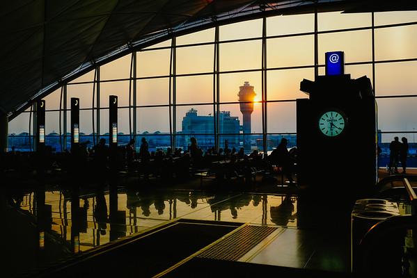 Hong kong Airport | 香港機場