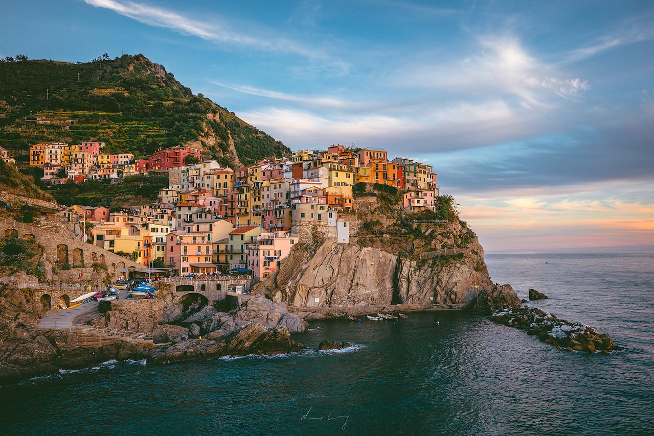 到五漁村攝影 Cinque Terre by 旅行攝影師張威廉 Wilhelm Chang