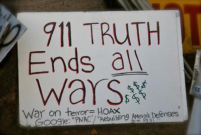 9-11 TRUTH AT OCCUPY LA