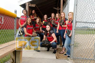 Lincoln softball SB17