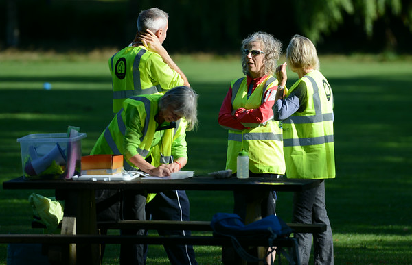 Oxford Parkrun 143