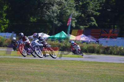 Race 11 F 125  Classic 60s & 650