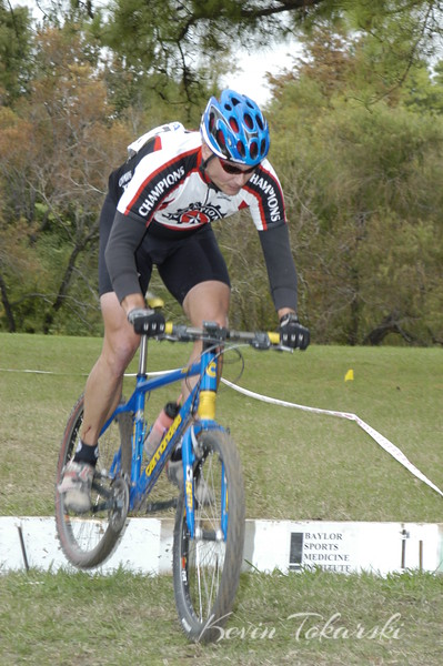 TX Cyclocross Championships, Eleanor Tinsely Park, Houston, December 4, 2004 - Mens C