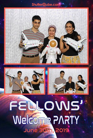 TCH Fellows' Welcome Party 2019 063019 River Oaks, TX