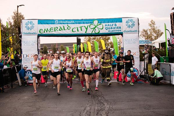 2015 Emerald City Half and Quarter Marathon