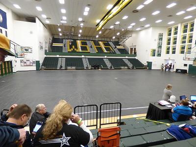 2017-2018 Indoor Drumline