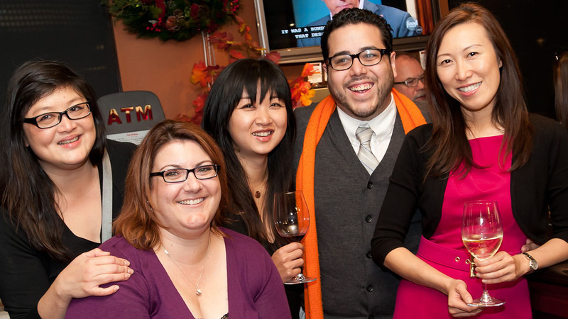 High Definition photo compilation of OC Wine Mart's celebration and charitable event.