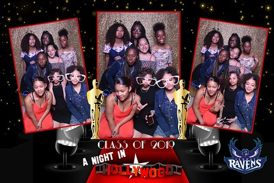 Sedway Middle School - Night In Hollywood