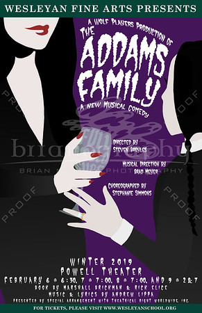 2018-19 HS Play - Addams Family