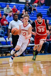 Meridian School Basketball
