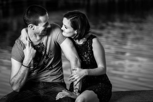 Alexandra and Adam (Engagement Photography) @ Capitola, California