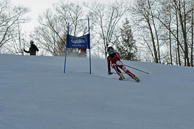 Dec 10-11 Norway J456 Women GS 2nd Run