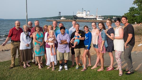 2014 Family Reunion Traverse City, MI