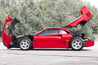 F40 & Speciale Aperta