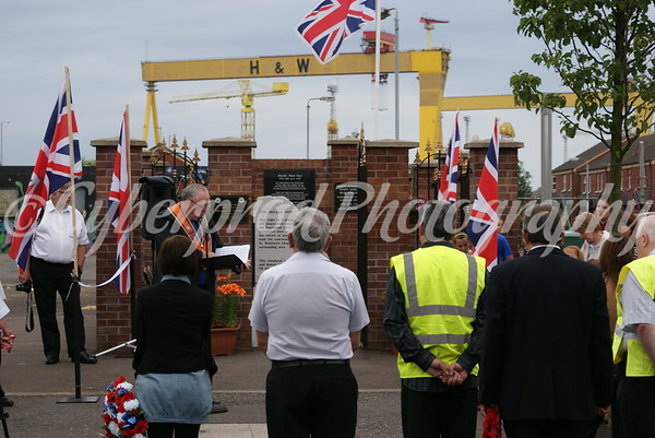 Jimmy McCurrie and Bobby Neil Memorial Parade