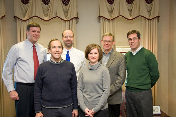 Missional Leadership Faculty