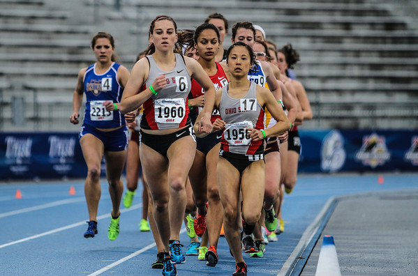 2014 Drake Relays Distance  Carnival