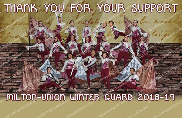 Winter Guard 2019