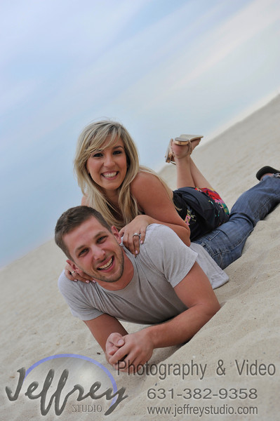 Kristina & Eric - Sunken Meadow - May 21, 2014