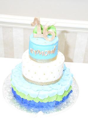 Kymoné Sweet 16