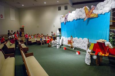 Harvest Church of God 2012 VBS.