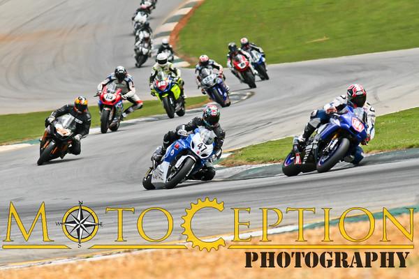 Race 2 - A Superstock Ex & Nov