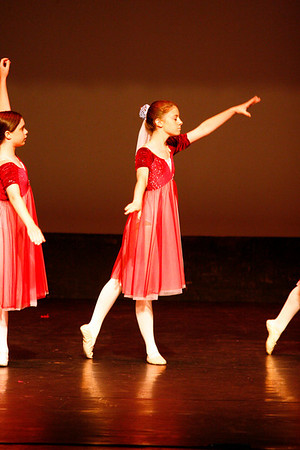 Dance Center Recital 6/1/08 IIIb Ballet