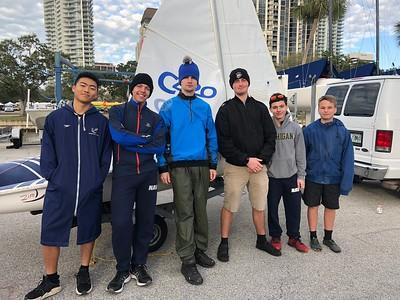 Sailing Season 2018-19