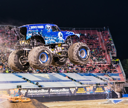 Monster Jam All-Star- Challenge ( 2019 )