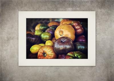Heirloom Tomatoes - $5