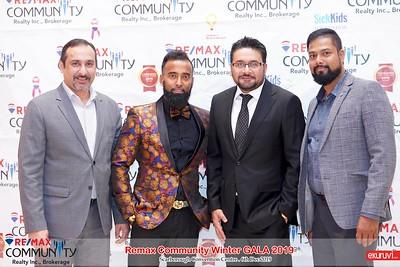 Remax Community Inc Realty Brokerage Awards Gala. 2019  Dec 06,2019