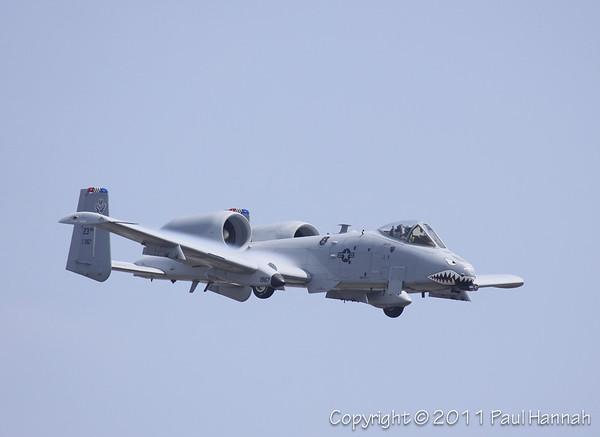 Charleston AFB 2011 Airshow