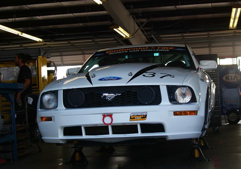 GS-JCMAC RACING MUSTANG GT