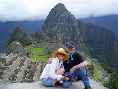 Machu Pichu, Peru Trip 2005