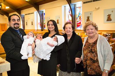 Schiumo Baptism